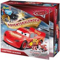 Revell Junior Kit Disney Cars Lightning McQueen 2018