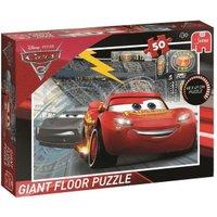 Jumbo Cars 3 Giant Floor Puzzle (19614)