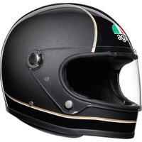 AGV X3000 Super black/grey/gold