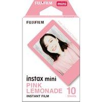 Fujifilm Instax Mini pink lemonade