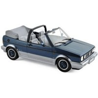 Norev Volkswagen Golf Cabriolet Bel Air 1992, blue metallic (188404)
