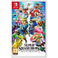 Super Smash Bros.: Ultimate (Switch)