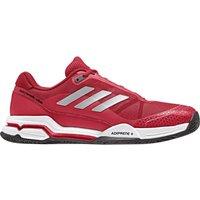 Adidas Barricade Club Clay scarlet/matte silver/ftwr white