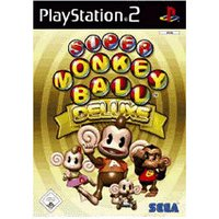 Super Monkey Ball: Deluxe (PS2)