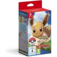 Pokémon: Let's Go, Eevee! + Pokéball Plus (Switch)