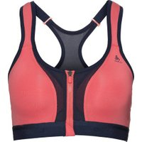 Odlo Double High Sports Bra  dubarry/diving navy