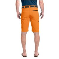 Maier Sports Nil Bermuda Shorts russet orange
