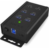 Raidsonic Icy Box 4 PortUSB 3.0 Hub ICY BOX (IB-HUB1411-QC3)