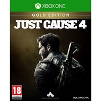 Square Enix Just Cause 4: Gold Edition (Xbox One)