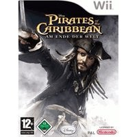 Pirates of the Carribean: At World's End (Wii)
