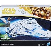 Hasbro Star Wars - Force Link 2.0 Millennium Falcon with Escape Craft (E0764)