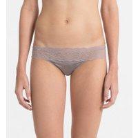 Calvin Klein Slip - Seductive Comfort grey sand