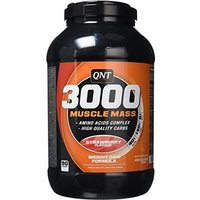 QNT 3000 Muscle Mass Weight Gain Formula 4.5 Kg Strawberry