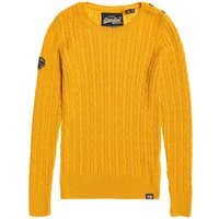 Superdry Croyde Sweat yellow