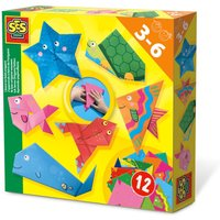SES Creative i learn to fold origami 14613