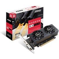 MSI Radeon RX 550 4GT LP OC GDDR5