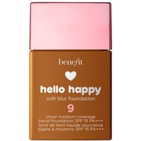 Benefit Hello Happy Soft Blur Foundation 09 Deep neutral (10ml)