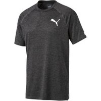 Puma Active Training Men Bonded Tech T-Shirt dark gray heather