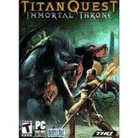 Titan Quest: Immortal Throne (Add-On) (PC)