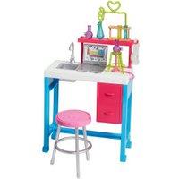 Barbie Career Dolls - Science Lab Playset (FJB28)