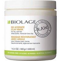 Matrix Biolage R.A.W. Re-Hydrate Clay Mask (400 ml)