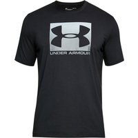 Under Armour T-Shirt UA Boxed Sportstyle black/white