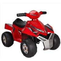 Feber Quad Racy Red 6V