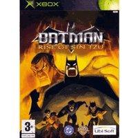 Batman Rise of Sin Tzu (Xbox)