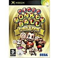 Super Monkey Ball: Deluxe (Xbox)