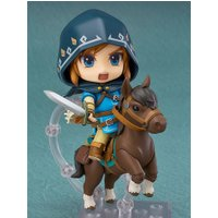 Good Smile Company The Legend of Zelda Breath the Wild Nendoroid Link Deluxe Edition