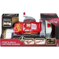 Mattel Disney Cars - Stunt-Champion Lightning McQueen