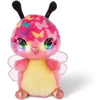 NICI Doos Flashies - Butterfly Lomsi 12 cm