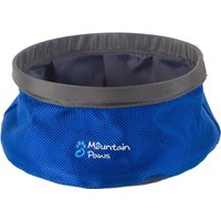 Mountain Paws Water Bowl S blue