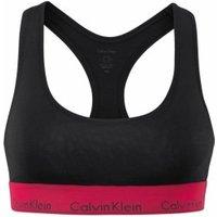 Calvin Klein Modern Cotton Bustier black/red