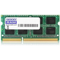 GoodRAM 4GB SODIMM DDR4-2400 CL17 (GR2400S464L17S/4G)