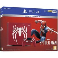 Sony PlayStation 4 (PS4) Slim 1TB Spider-Man Limited Edition