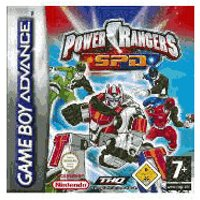 Power Rangers: Space Patrol Delta (GBA)