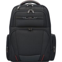 Samsonite PRO-DLX 5 Laptop Backpack 17,3 Expandable black