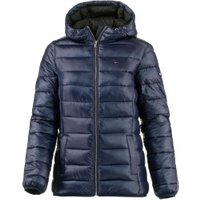 Tommy Hilfiger TJW Basic Quilted Hooded Jacket (DW0DW04712-002) blue