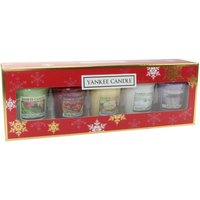Yankee Candle Gift Everyday Christmas 5 Votive Candles