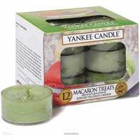 Yankee Candle Macaron Treats 12 tealights