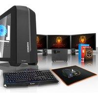 Fierce PC Gamer PC (APAI777016-1T-N1066-VLCBA-DRC324S10)