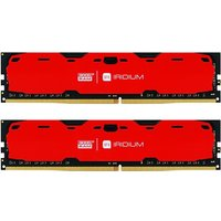 GoodRAM 16GB Kit DDR4-2499 CL15 (IR-R2400D464L15S/16GDC)