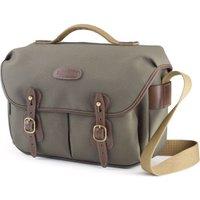 Billingham Small Pro Camera Bag Sage FibreNyte/Chocolate Leather