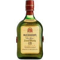 Buchanan's Deluxe 12 years 1l 40%