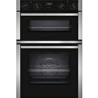Neff 7-Function Built-In Double Oven With Catalytic Cleaning (U1ACI5HN0B)