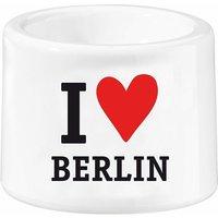Koziol i-cup egg cup I LOVE Berlin set of 2