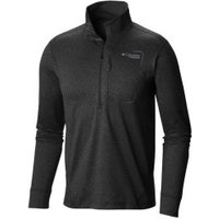 Columbia Diamond Peak Half Zip Shirt black