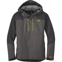 Outdoor Research Men's Furio Jacket pewter/charcoal