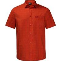 Jack Wolfskin Hot Springs Shirt mexican pepper checks